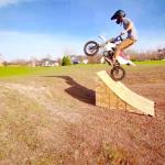 build minibike ramp