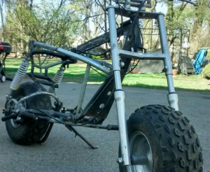 mini bike frame