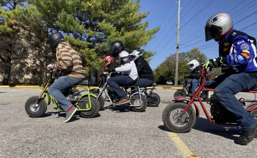 mini bike racing